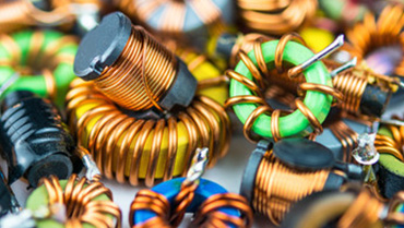 Inductors, Coils, Charks